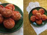 Пряные томатные маффины