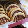 Печенье Улитки (очень простой рецепт)