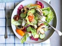Салат 3 правила: простой вкусный легкий
