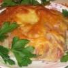 Грибная картошечка в мясном мешочке