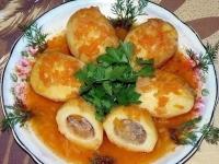 Фаршированная картошка «Турша»