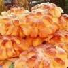 Плюшки с корицей Хризантемы