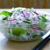 Салат из дайкона.