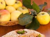 Пирог Заливное яблочко