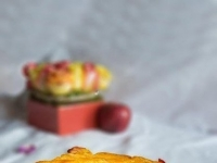 Идеальный яблочный пирог к завтраку