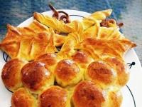 Пирог «Виноград»