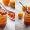 Варенье из желтых томатов с ванилью